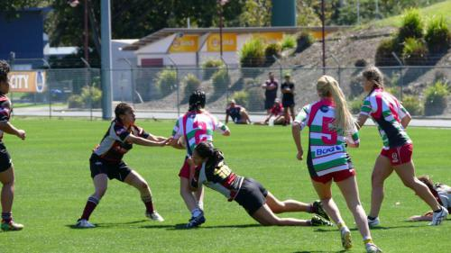 Tatiana tackle ballymore aug 30